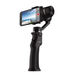 2019 steadicam iphone Beyondsky Eyemind Estabilizador inteligente electrónico Estabilizador de cardán de mano de 3 ejes Gyro para cámara de teléfono celular cámara de video antivibración