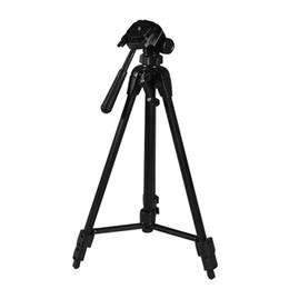 Canada Trépied pour appareil photo professionnel pour Canon Nikon Sony Dslr appareil photo caméscope trépied pour téléphone Max 153Cm supplier camcorder dslr tripod Offre