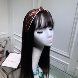 cadono accessori per i capelli neri Sconti FashionWomen's hair bands per capelli accessori 2019 new listing twill bifacciale multi-funzione abbina turbanti