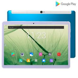 2019 android tablette wifi telefon 2019 neueste 10,1 Zoll Tablet PC 4G Android 7.0 4 GB RAM 64GB ROM 8.0MP GPS WiFi 3G 4G FDD LTE-Telefonanruftabletten 8 9 10 günstig android tablette wifi telefon