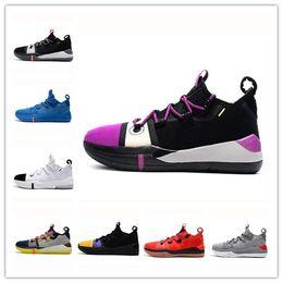 separation shoes ac70e 2f464 Neue billige Männer Kobe AD EP Mamba Tag Segel Multicolor Basketballschuhe Wolf  Grau Orange Top Qualität Schwarz Wite Trainer Sport Turnschuhe