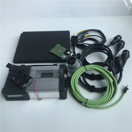 2019 scanner de voiture pour ordinateur portable Disque dur le logiciel le plus récent dans la tablette à écran tactile Diagnostic Laptop X200T avec MB scanner de réparation de camion de voiture mb star C5 sd connecter promotion scanner de voiture pour ordinateur portable
