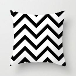 sedie africane Sconti Fashion Geometric Nordic Cuscino Tropic fruit Throw Pillow Cover Polyester Cushion Case Divano Letto Copertina decorativa Senza cuscino