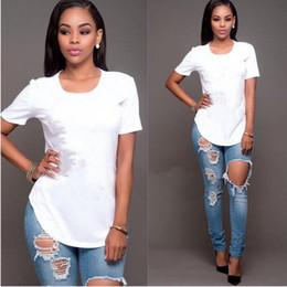 animal de visón blanco Rebajas Moda de algodón de calidad superior con estampado Pug Camiseta de mujer Casual O-cuello Camiseta de mujer Nuevo diseño Mujer Camisetas Mujer