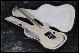 kits de guitares électriques Promotion JEN6U006 Unfinished 5150 Kits Guitare Électrique Basswood Body NO Peinture