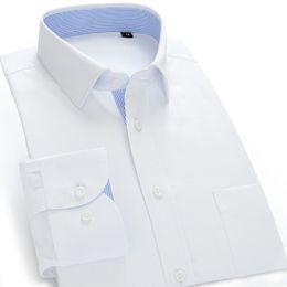 Футболки бренды фарфор онлайн-China Size Men's 40% Cotton  Shirt Designer  Camisa Casual Fashion White Long Sleeve for Spring Summer 6AXW1010