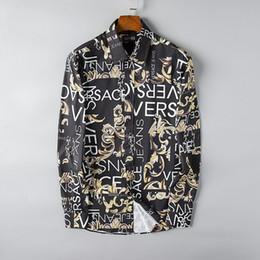 le camicie più sottili del vestito da uomo Sconti Designer Oxford Camicia Uomo 3XL Business Casual Uomo Maglie a manica lunga Ufficio Slim Fit Camicia bianca blu rosa di marca