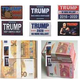 2019 36 pouces ballons d'or 2020 Film argent Faux billette 10 20 50 100 euros billet d'argent Euro faux jeu prop argent pour jouer