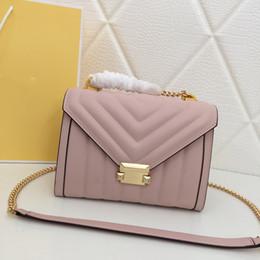 30485f6010dfa Klassische Le Boy Flap Bag Frauen V-Linien Kette Tasche Damen Luxus  hochwertige Handtasche Modedesigner Handtasche Schulter Messenger Bags  günstig le junge ...