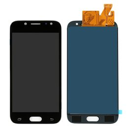 мобильные телефоны wiko Скидка Для Samsung Galaxy J5 2017 J530 J530F ЖК-экран с сенсорным экраном дигитайзер