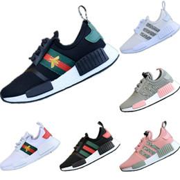 2019 R1 Lentejuelas Malla Transpirable Zapatos para correr para niños Consorcio R1 Buffer Cucci Buffer Calzado deportivo para niños desde fabricantes