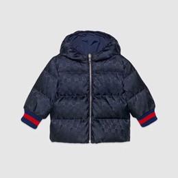 2019 niños abrigo estrellas estrellas Abrigo de invierno de la marca Ropa de chicos 100% plumón de pato abajo de la chaqueta para niñas ropa niños ropa de abrigo de invierno capas de las chaquetas 09199 niños abrigo estrellas baratos