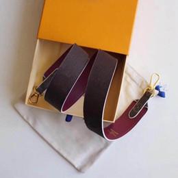 borsa tracolla old flower fashion luxury Designer cinturino 7 colori taglia 90.0x 4.0x 0.2 cm modello J02288 da adattatori per cavi di alimentazione fornitori