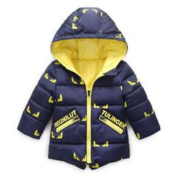 Canada 3-11 ans NOUVEAU Veste de sport pour garçons en coton, mode hiver d'hiverVêtements, Veste matelassée en coton pour enfants, manteau chaud pour garçons, filles Offre