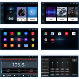 Leitor de áudio wifi on-line-2019 Radio Player MP5 Car 10.1 polegadas Multimedia Audio Bluetooth WIFI GPS Navigation CSL88