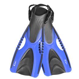 flippers di nuoto per adulti Sconti Pinne per nuoto snorkel regolabili Adult Snorkeling Foot Flipper Neoprene Swimming Flipper Antiscivolo Pinna da sub