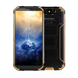 5.7 telefono di androide octa nucleo online-Blackview BV9500 Impermeabile 10000mAh IP68 Smartphones 5.7 pollici MT6763T Octa Core 4 GB RAM 64 GB ROM 16.0MP telefoni cellulari Android 8.1