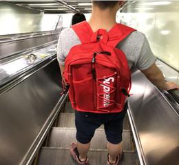 Poche arrière homme en Ligne-3 M sac à dos de concepteur de femmes réfléchissant sac à dos
