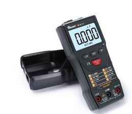 bodensuche metalldetektor Rabatt MT110 Auto Messen Multimeter True RMS Digital 6000 Counts Multimeter + DC800V + Data Hold + Hintergrundbeleuchtung + NCV / Super Bright
