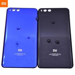 Original Xiaomi Mi Note 3 5,7 Zoll gehärtetes Glasgehäuse für Xiaomi Note 3 Mi Note 3 Zurück Batterieabdeckung Gehäuse Ersatz von Fabrikanten