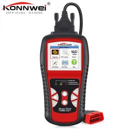 Diagnóstico de lector de código de falla de coche online-KONNWEI KW830 OBD2 ODB2 Escáner automotriz para diagnóstico de auto Universal Auto Fault Error Reader Reader ODB2 Escáner de diagnóstico de auto