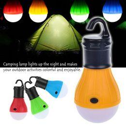 Canada Portable lanterne de camping en plein air suspendu LED tente ampoule lampe de lanterne de pêche à piles de camping lampe Offre