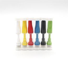 510 Vaporizzatore Cartuccia punta ceramica completa O Pen CE3 Vapor Mini serbatoio Vape Co2 Vaporizzatore preriscaldamento Twist G2 Più recente da