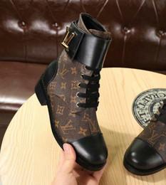 2019 nouvelle arrivée de luxe designer femmes velours veau en cuir WONDERLAND bottes plates Eu35-42 avec boîte expédition rapide ? partir de fabricateur
