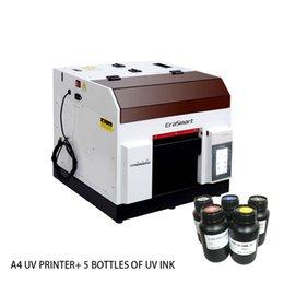 máquinas plc Desconto Impressora UV UV do Inkjet da máquina de impressão de Digitas da impressora da caixa do telefone do PVC da impressora para a venda