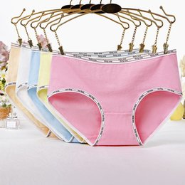a0b59b3a89e0 new style woman panties Coupons - New Arrival Korea Style Women Panties  Lovely Breathable Cotton Briefs