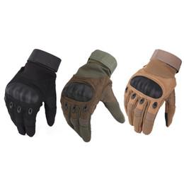 1 paire de gants de moto respirant unisexe plein doigt gant à la mode de course de course en plein air sport gant gant de protection motocross ? partir de fabricateur
