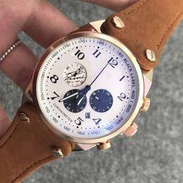 2019 titan schweizer männer beobachten AAA Schweizer Uhren Luxusmarke Chronograph Alle Zifferblattarbeit Monaco Herrenuhren 007 James Bond Sport Beste Geschenk Relogios masculinos Tourbillon