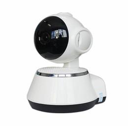 hd wdr cctv kamera Rabatt Überwachungskamera drahtlose Kamera WiFi Heimnetzwerk-Monitor Handy Smart Remote Infrarot-Nachtsicht Auflösung 1280 * 720