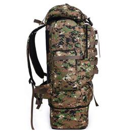 большие сумки для рюкзака для армии Скидка 100L треккинг рюкзак Molle кемпинг сумка рюкзак тактический рюкзак мужчины большой поход армейские путешествия на открытом воздухе спортивные сумки мешок