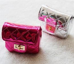 Fashion Kids Handbags 2019 Newest Baby Girls Cross-body Bags Bright Skin PU  Mini Princess Coin Purses Baby Cute Candy Bags Children Gifts f291b9729b1f2