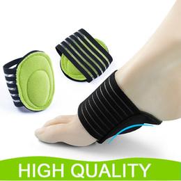 2020 calçados 2pcs / Par Arch Suporte fascite plantar Gel Strap ortopédicas Compressão Apoio Enrole Aids Foot Pain alta Arches Plano Pés Heel Fatigue M7Y calçados barato