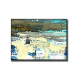 abstrakte hände kunst gemälde Rabatt Liebe Wandkunst Handgemachte Gemälde Bilder Handgemalte Abstrakte Ölgemälde Auf Leinwand Wandkunst Für Wohnzimmer Wohnkultur