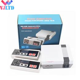 Console de vídeo portátil on-line-Nova Chegada Mini TV pode armazenar 620 500 Game Console de Vídeo Handheld para NES com caixas de varejo