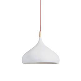 Illuminazione del pendente del corridoio principale online-Moderna lampada da sospensione a sospensione a sospensione in metallo a sospensione a soffitto a soffitto in metallo con illuminazione a soffitto