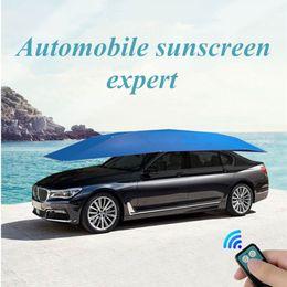 janela traseira do caminhão Desconto Semi-automático Veículo de Carro Ao Ar Livre Tenda Guarda-sol Sombrinha Cobertura de teto Anti-UV Kit Carro Guarda-chuva Sombrinha