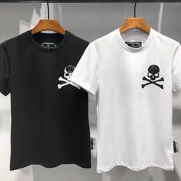 Les t-shirts pour hommes sont à la mode et confortables, simples et simples, avec des tissus en coton, les lettres de fer feront exploser un motif, dominateur ? partir de fabricateur