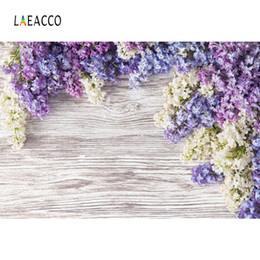 2019 фото фоны для весны Laeacco Spring Blossom Flowers Деревянная Доска Детские Новорожденные Фоны Фотографии На Заказ Фотографических Фонов Для Фотостудии дешево фото фоны для весны