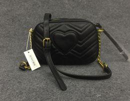 Borse popolari online-Il più nuovo marchio famoso di stile La maggior parte delle borse di lusso delle donne delle donne progettano il piccolo raccoglitore della borsa femminile 21CM
