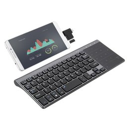 2019 беспроводная клавиатура usb 2.4GHz Wireless Keyboard USB Receiver for Laptop Computer Gaming Wireless Keyboard 78 Keys for Computer Tablet Laptop Notebook скидка беспроводная клавиатура usb