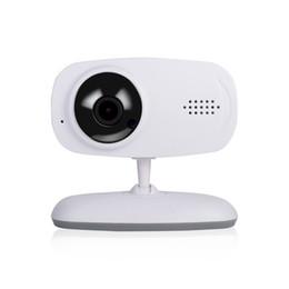 caméra de vision nocturne en temps réel Promotion Nouveau G60 Accueil Bébé Moniteurs HD Infrarouge Night Vision Surveillance Vidéo Nanny Sans fil WIFI Dispositif de soins de bébé en temps réel Caméra
