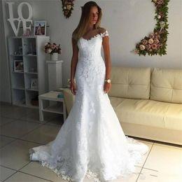 Vestidos blancos para matrimonio