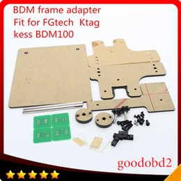 2019 programador bdm BDM frame con Aapters Works Works BDM Programmer / CMD100 Full Sets para FGtech KESS bdm100 uso para ktag k-tag ECU tool A programador bdm baratos