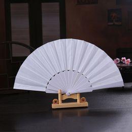 Raumdekoration Geschenk Handwerk Bambus Hand halten Faltfächer Party Hochzeit Lieferungen von Fabrikanten