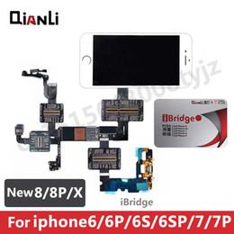 хорошие вкладки Скидка Pin Материнские платы Qianli Ibridge FPC испытания Сопротивление кабеля Испытательное напряжение сигнала выносной линии для 6 6s 7 7р 8 8р X Ремонт