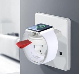 2019 cargador de reloj inteligente NUEVO A3 Cargador inalámbrico rápido para iWatch 4 USB Cargador magnético para Apple Watch 3/2/1 Smart Chip de carga inalámbrica rebajas cargador de reloj inteligente